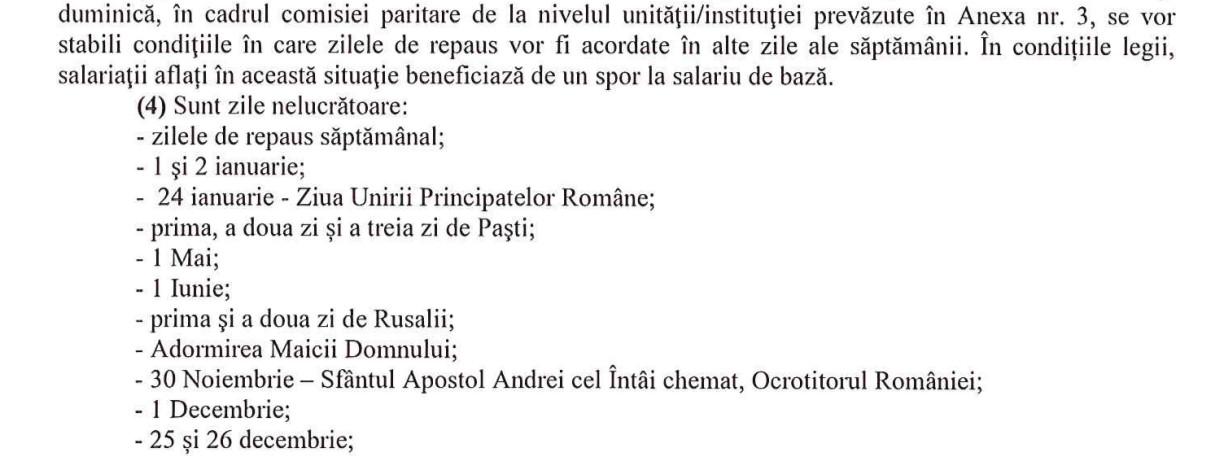 Contract Colectiv de Muncă Unic la Nivel de Sector de Activitate Învățământ Preuniversitar, laclasă.ro, la clasă