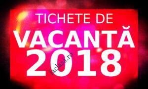 Tichete de vacanță 2018, laclasă.ro